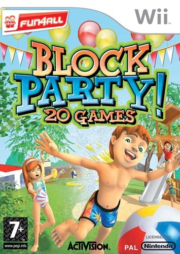Boxshot Block Party! 20 Games