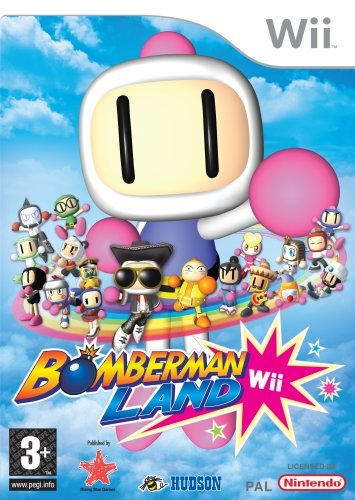 Boxshot Bomberman Land