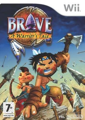 Boxshot Brave: A Warrior's Tale