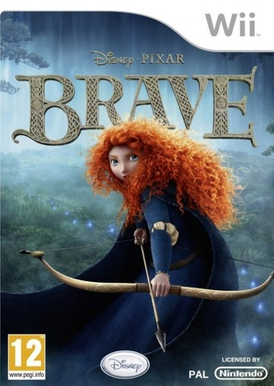 Boxshot Brave: The Video Game