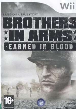 Boxshot Brothers in Arms: Earned in Blood