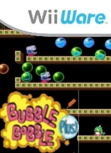 Boxshot Bubble Bobble Plus!