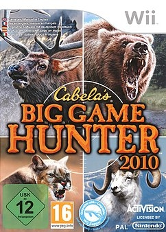 Boxshot Cabela's Big Game Hunter 2010