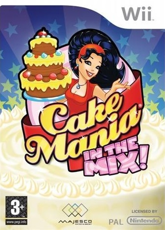 Boxshot Cake Mania: In the Mix
