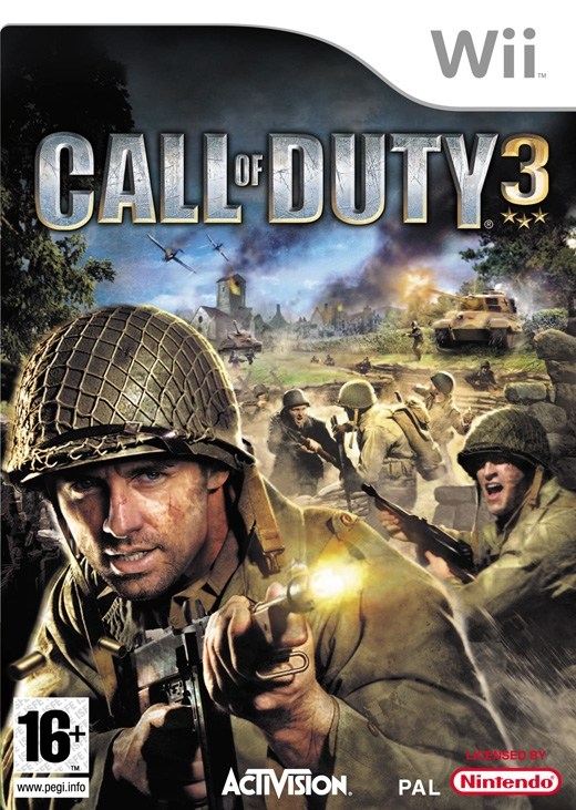 Boxshot Call of Duty 3