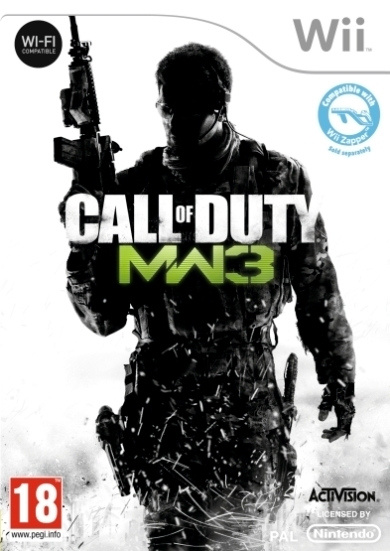 Boxshot Call of Duty: Modern Warfare 3