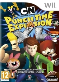 Boxshot Cartoon Network Punch Time Explosion XL