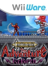 Boxshot Castlevania: The Adventure ReBirth