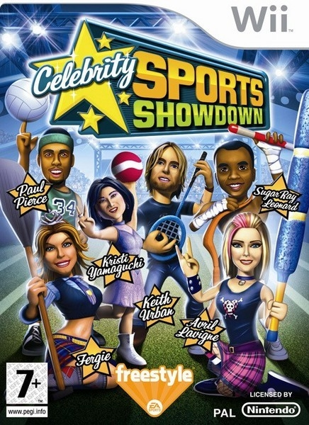 Boxshot Celebrity Sports Showdown