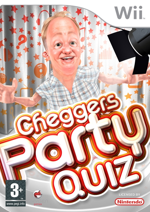 Boxshot Cheggers Party Quiz