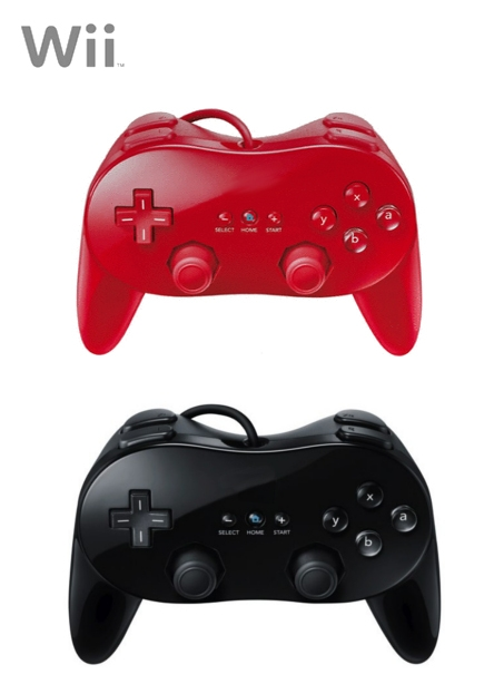 Boxshot Classic Controller Pro Second Party