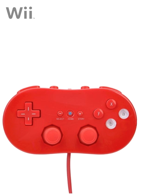 Boxshot Classic Controller Second Party
