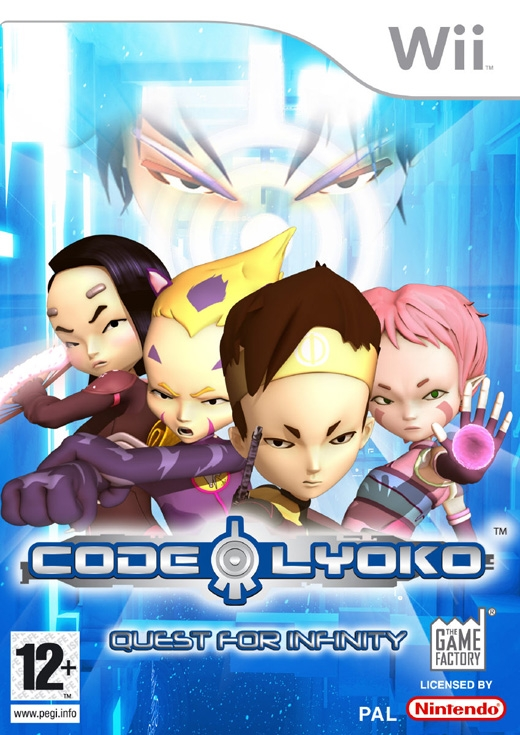 Boxshot Code Lyoko: Quest for Infinity