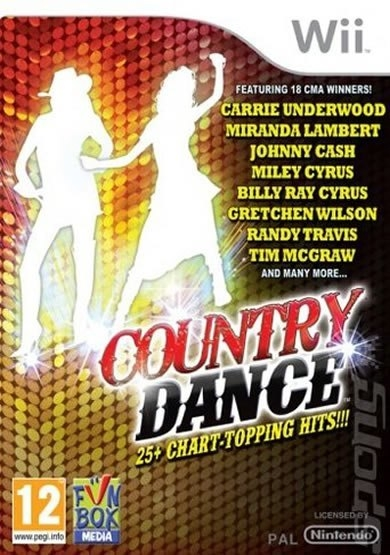 Boxshot Country Dance