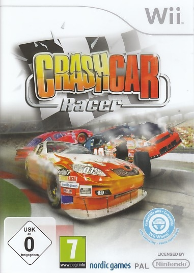 Boxshot Crash Car Racer
