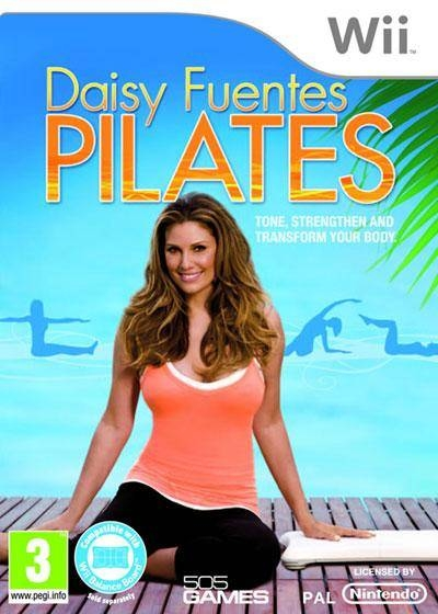 Boxshot Daisy Fuentes Pilates: Tone, Strengthen and Transform Your Body
