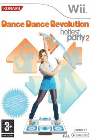 Boxshot Dance Dance Revolution Hottest Party 2