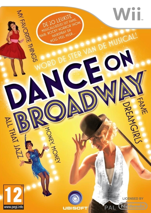 Boxshot Dance on Broadway