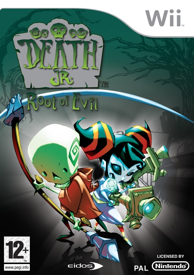 Boxshot Death Jr.: Root of Evil