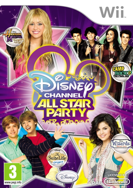 Boxshot Disney Channel All Star Party