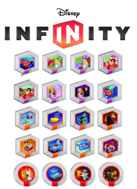 Boxshot Disney Infinity: Power Discs - Series 1