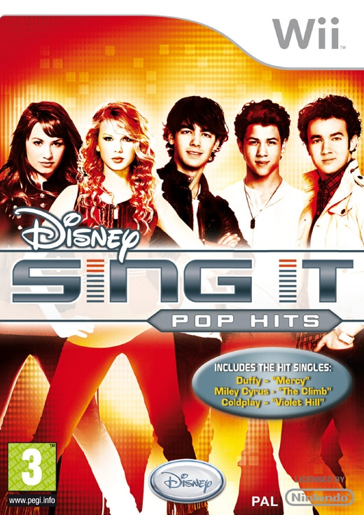 Boxshot Disney Sing It: Pop Hits