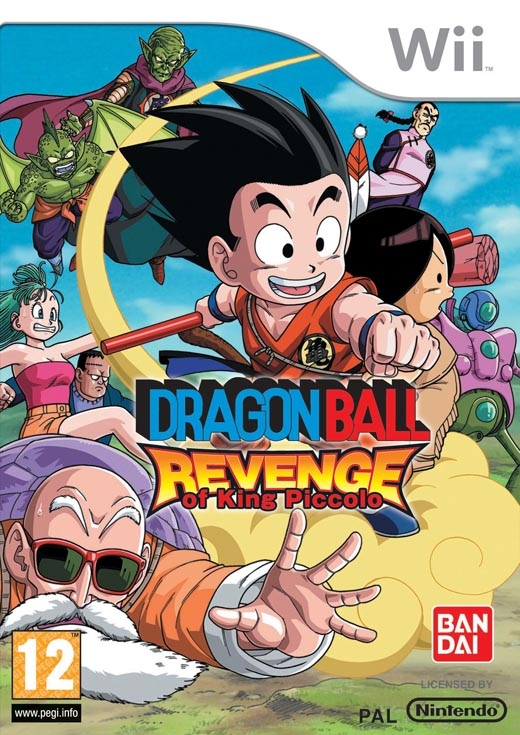 Boxshot Dragon Ball: Revenge of King Piccolo