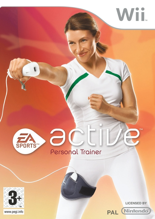 Boxshot EA Sports Active