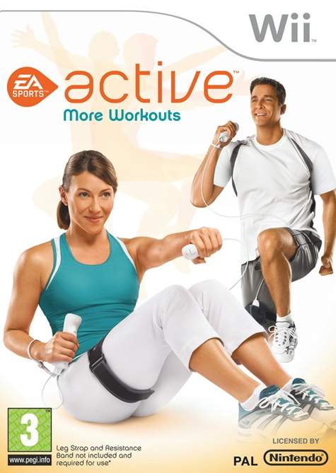 Boxshot EA Sports Active More Workouts