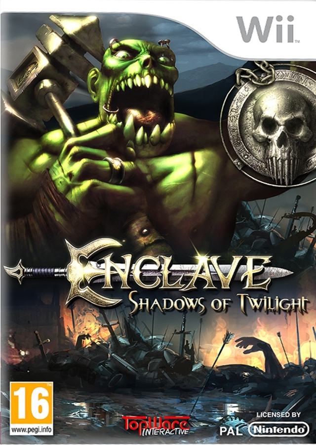 Boxshot Enclave: Shadows of Twilight