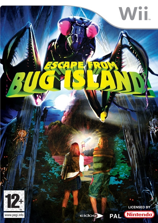 Boxshot Escape From Bug Island