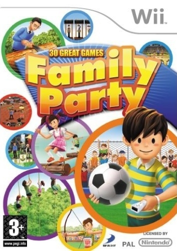 Boxshot Family Party: 30 Great Games