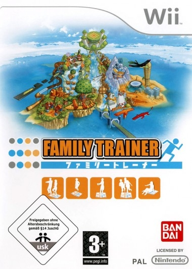 Boxshot Family Trainer