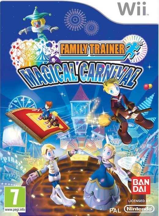 Boxshot Family Trainer: Magical Carnaval