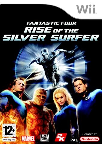 Boxshot Fantastic Four: Rise of the Silver Surfer