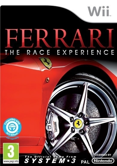 Boxshot Ferrari: The Race Experience