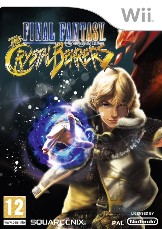 Boxshot Final Fantasy Crystal Chronicles: The Crystal Bearers