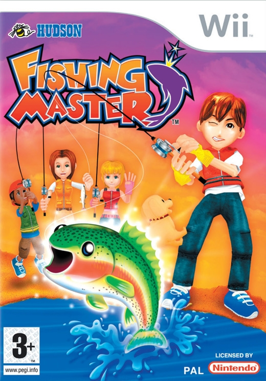 Boxshot Fishing Master