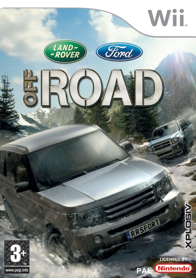 Boxshot Ford Racing Off Road