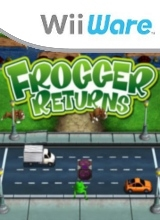 Boxshot Frogger Returns