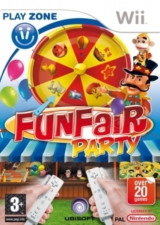 Boxshot Funfair Party
