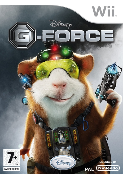 Boxshot G-Force