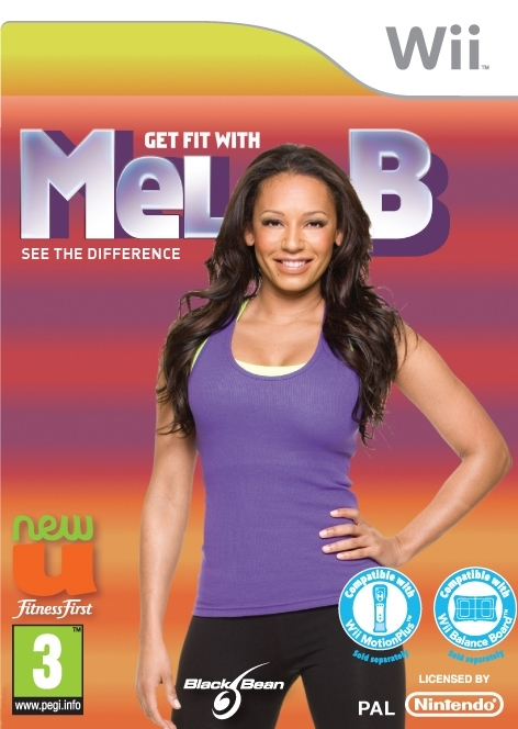 Boxshot Get Fit With Mel B