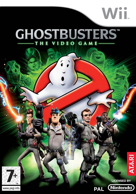Boxshot Ghostbusters: The Video Game