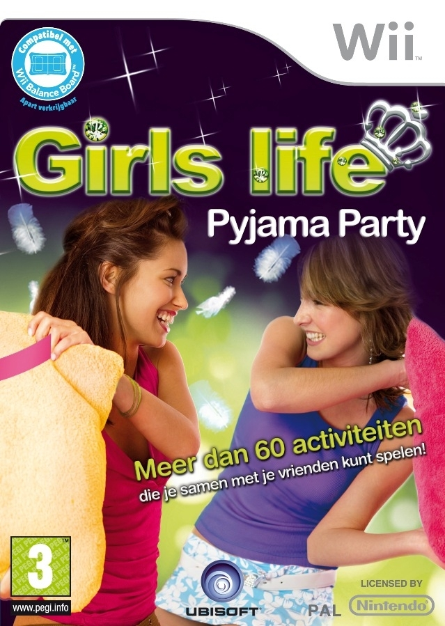 Boxshot Girls Life Pyjama Party