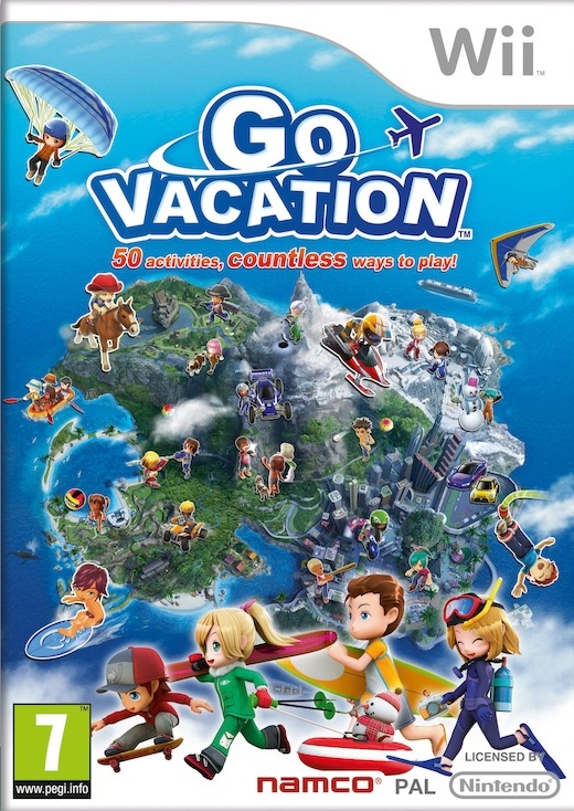 Boxshot Go Vacation