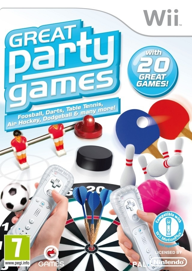 Boxshot Great Party Games