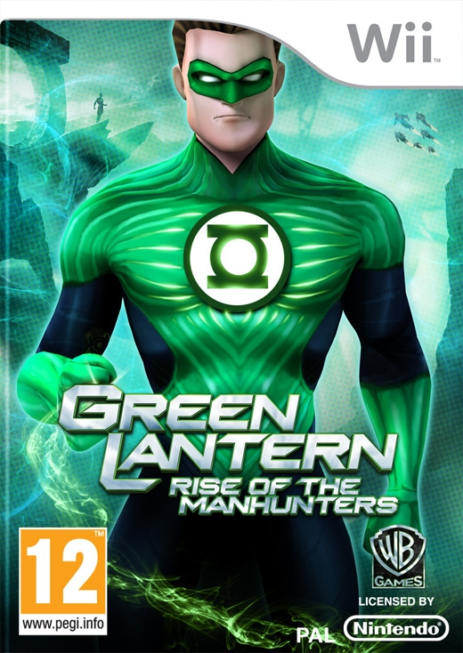 Boxshot Green Lantern: Rise of the Manhunters