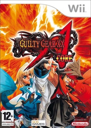Boxshot Guilty Gear XX Accent Core