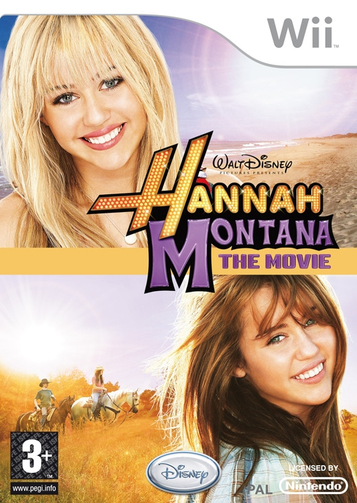 Boxshot Hannah Montana: The Movie